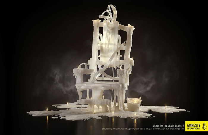 Amnesty International: death to death penalty