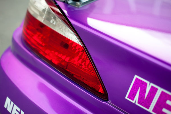 Sports car Nexen 1JZ S15