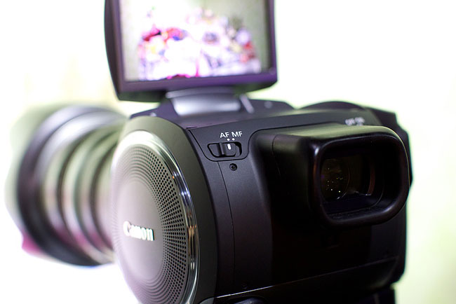 Canon 4K «Multipurpose» Camera