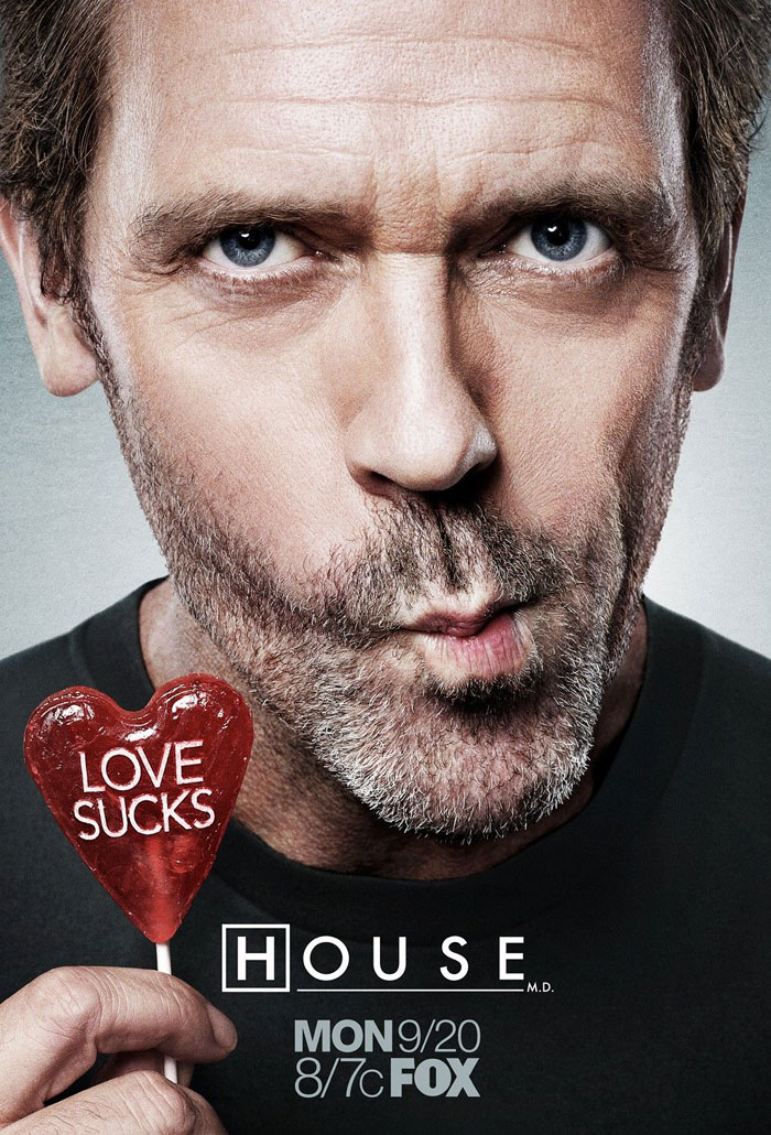 Gregory House new season Dr.House