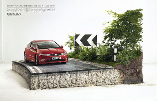 Honda «Roads» от Wieden + Kennedy London