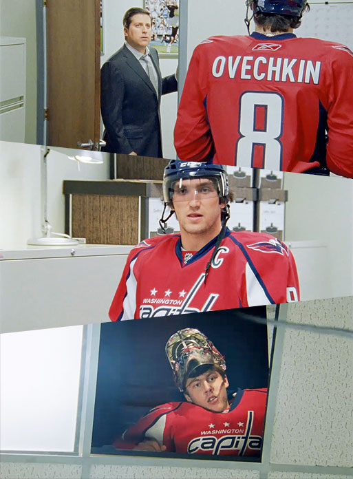 This is SportsCenter (ESPN): Alexander (Ovie) Ovechkin The Spy