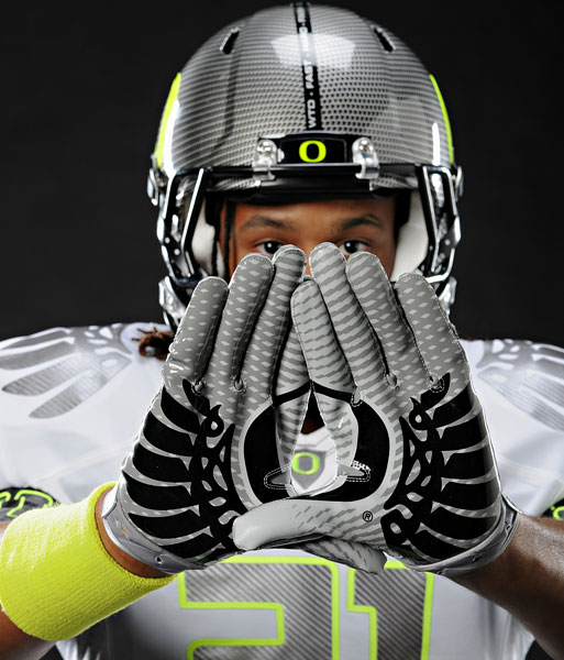 New Oregon Ducks Football Uniforms